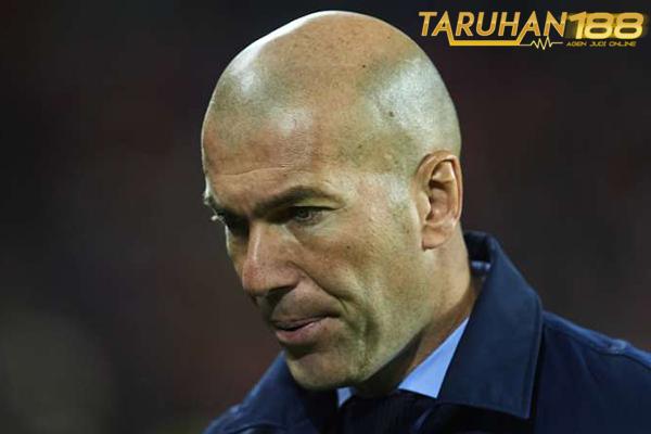 Zidane Kecewa Dengan Penampilan Real Madrid Kontra Athletic Bilbao