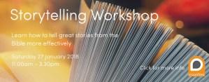 Storytelling Banner