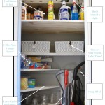 How To Organize Your Utility Closet Pender Peony A Southern Blog