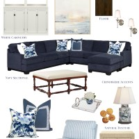 A Cozy Chic Family Room
