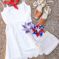 Preppy July 4th Outfits