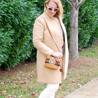 Winter Neutrals + A Classic Camel Coat