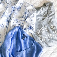 Preppy Summer Pajamas - Gap Factory Sale!