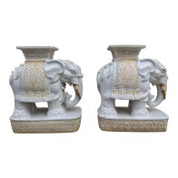 mid-century-modern-white-porcelain-elephant-garden-stools-a-pair-9467