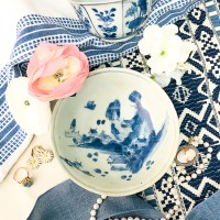 Use These 3 Decorative Accessories to Get the Chinoiserie Look
