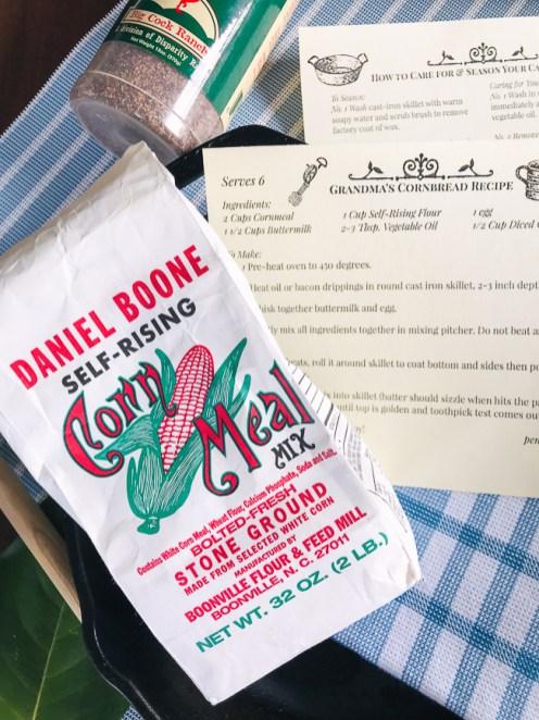 Cornbread-recipe-Daniel-Boone-Cornmeal