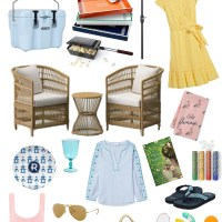 Summer Staycation Favorites