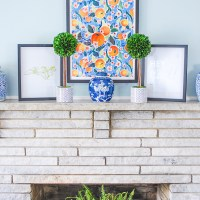 Elevated Essentials: Preppy Traditional Mantel