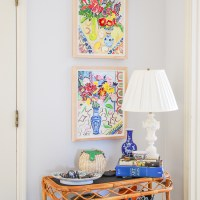 Colorful Summer Decorating Ideas - Home Tour