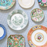 Collector's Notes: Antique Plates