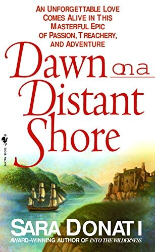 Dawn on a Distant Shore book cover from my summer reading list