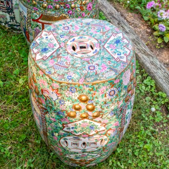 vintage-chrysanthemum-garden-stool-rose-medallion-5
