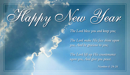 scripture happy new year