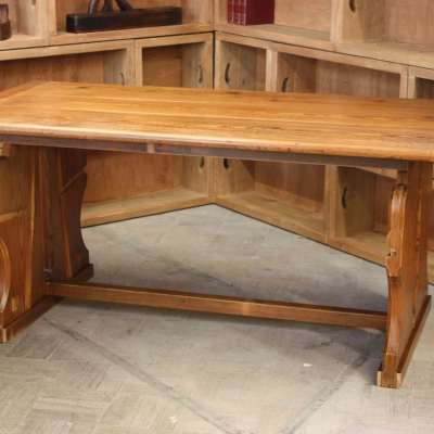 Church Pew Table