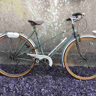 Selection of Vintage Bicycles