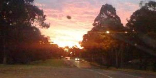 Mystery of UFO sightings in Sydney