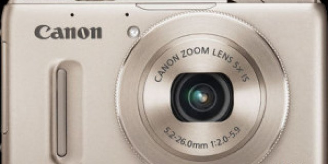 Canon PowerShot S100 Specification and Reviews