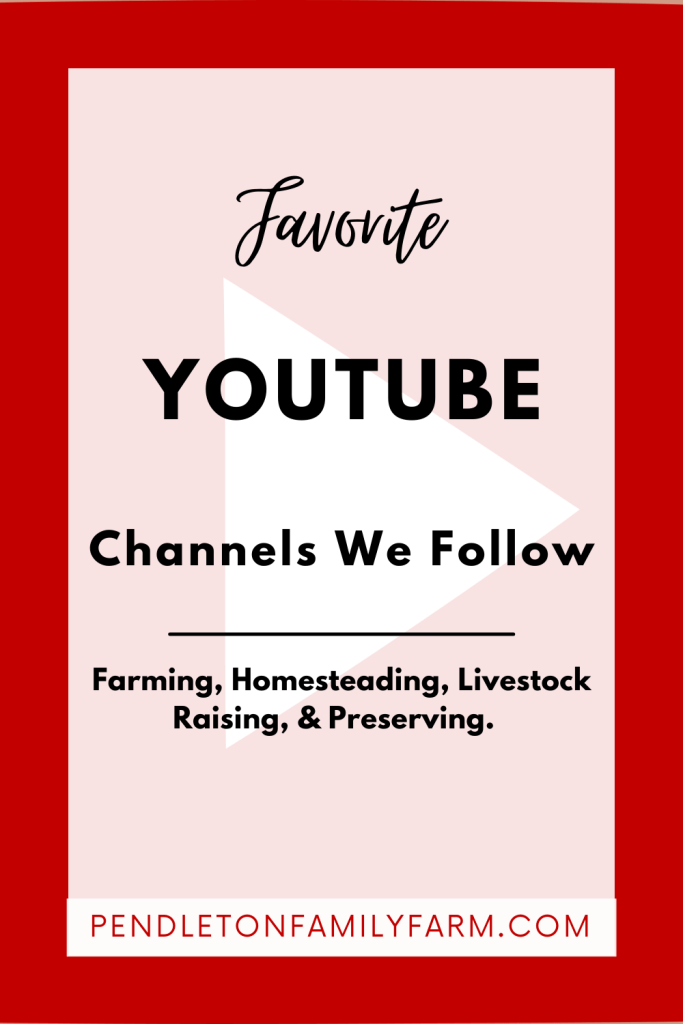 Our Favorite YouTube Channels