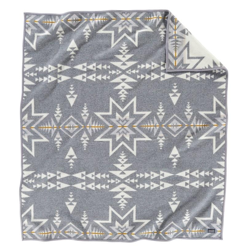 Jacquard Plains Star Blanket