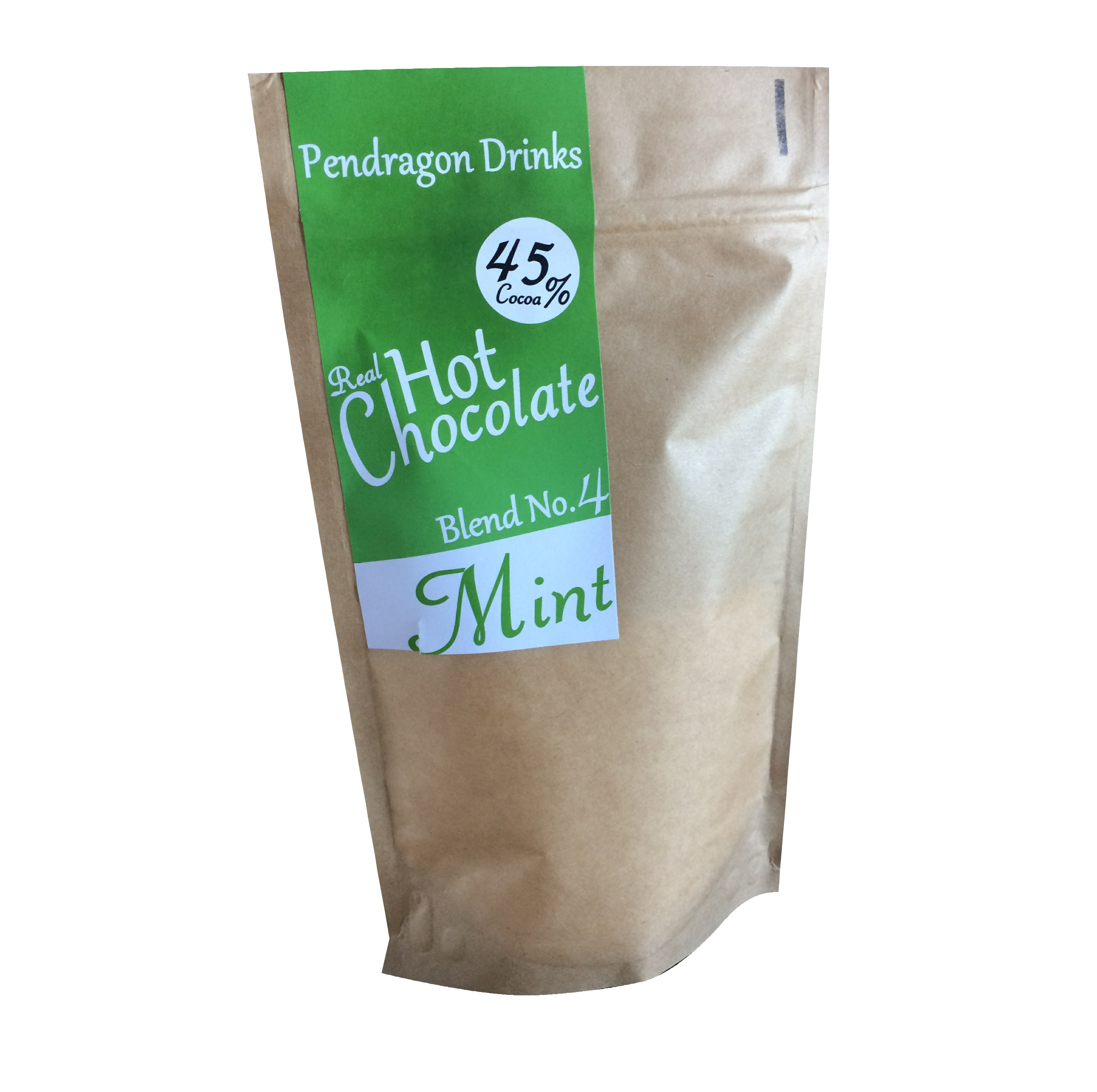 mint flavoured hot chocolate, welsh hot chocolate, premium hot chocolate