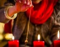 Dowsing Pendulum with chain