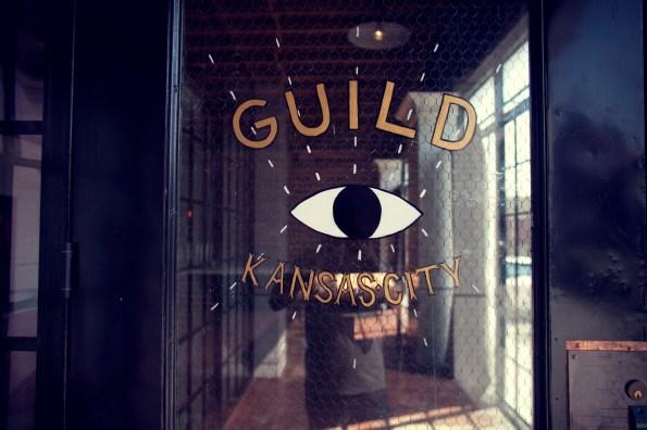 Guild Door