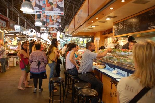 Barcelona Market 1