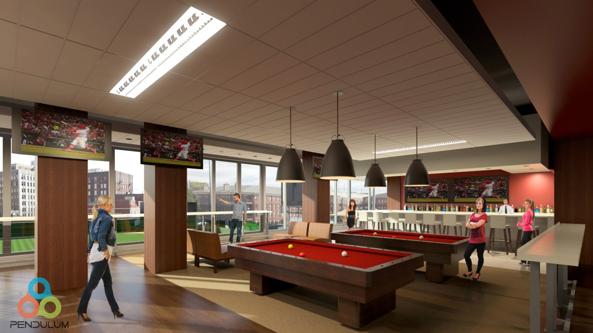 Opening 2015 – AutoZone Park Renovation – Memphis, TN