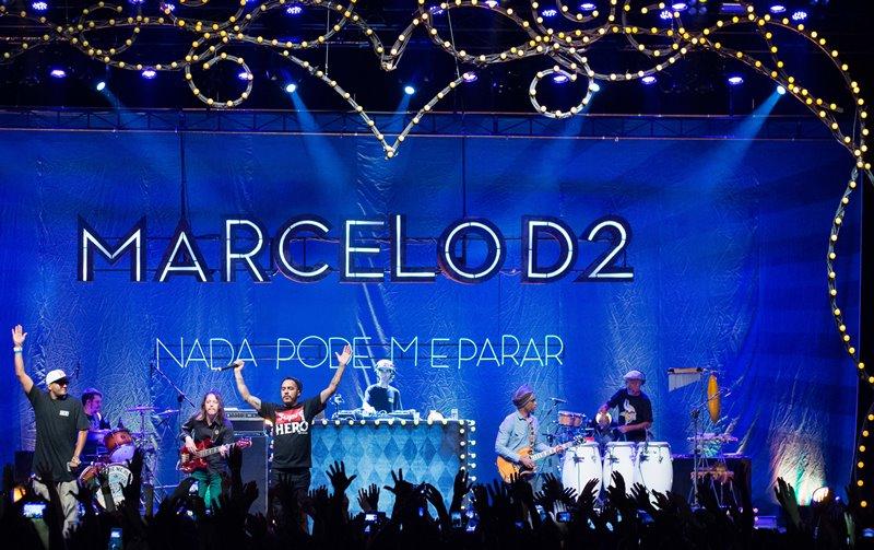 Marcedo D2 | Foto: Fabiano Leone