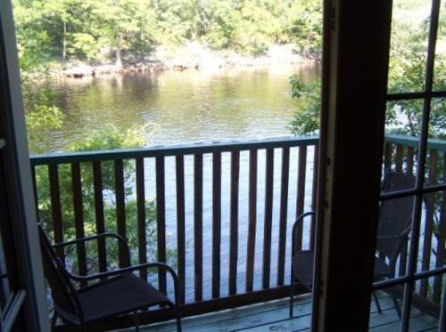 Suwannee River Balcony