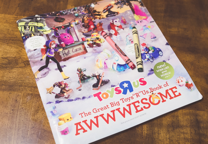 The ToysRUs Big Book Is Here Penelopes Oasis