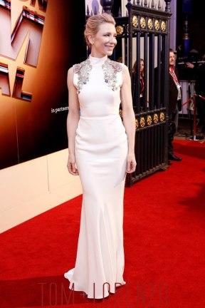 Cate Blanchett Alexander McQueen London film Festival 2015