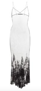 Haider Ackermann - Silk Tulle Dress $2,757