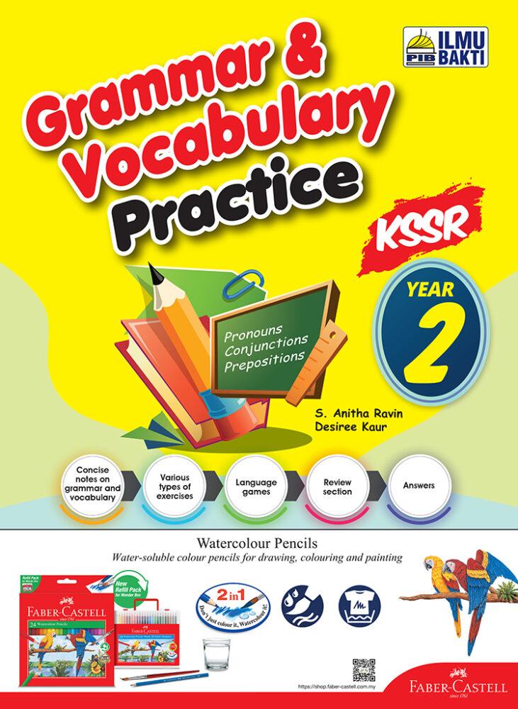 Grammar & Vocabulary Practice KSSR Year 2