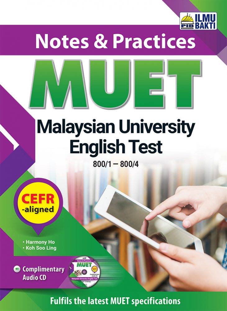 Malaysian University English Test (800/1 — 800/4)