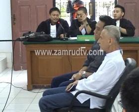 Contoh Penerjemah di Pengadilan