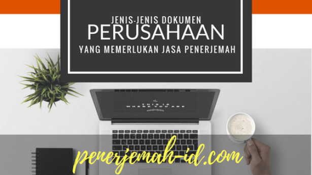 Jasa Penerjemah Dokumen