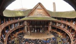Image result for Shakespeare's Globe