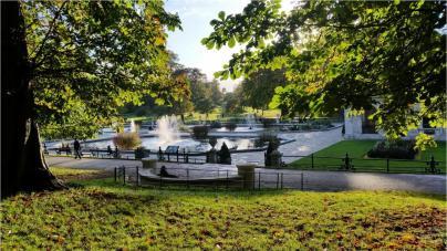 Image result for Kensington Gardens