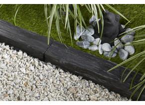 bordure jardin beton metal pvc