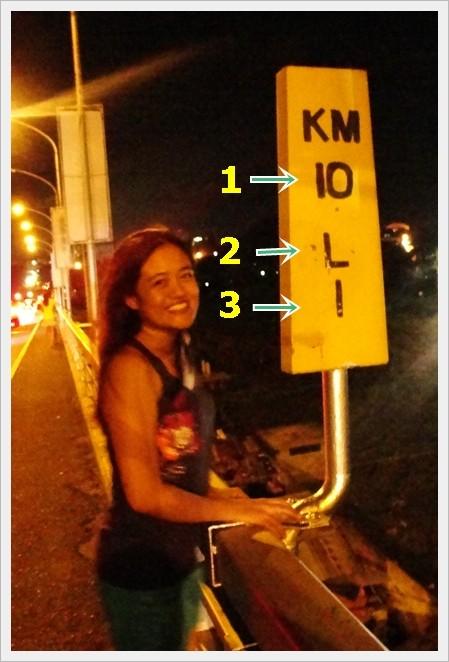 Philippine Road Marker