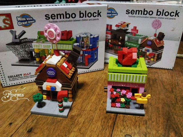 sembo blocks christmas gift idea