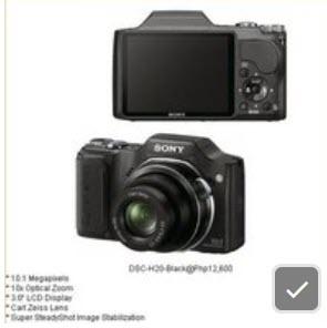 DG Gadget Camera