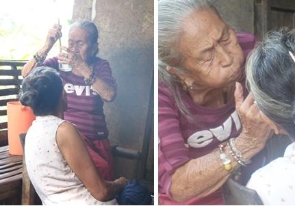 nanay conching siquijor healer