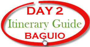 Baguio 3D/2N Itinerary: DAY 2 Affordable Baguio Tour – Travel Guide