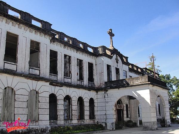 Diplomat Dominican Hotel Ruins
