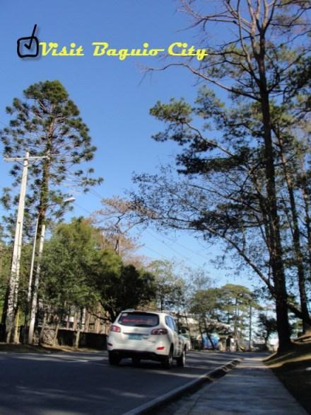 Cheap Baguio Tour
