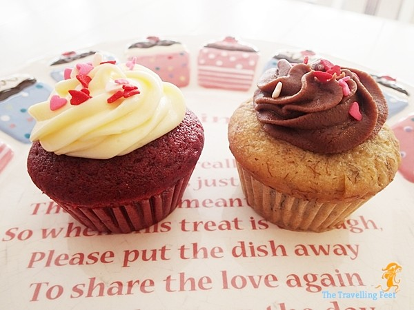 Cupcakes from Phoebe's Cupcakery