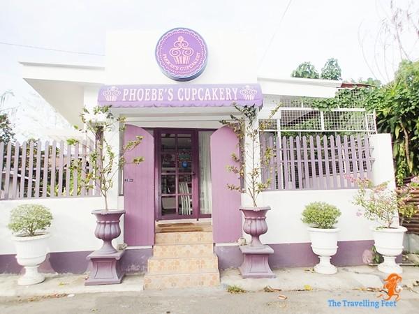 Phoebe's Cupcakery in Banilad Cebu City