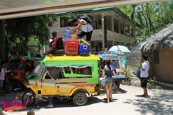 multicab in Bantayan